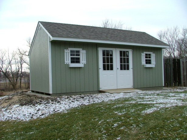 Complete 10 x 12 gambrel shed plans torrents of rain kanam for Saltbox garage plans