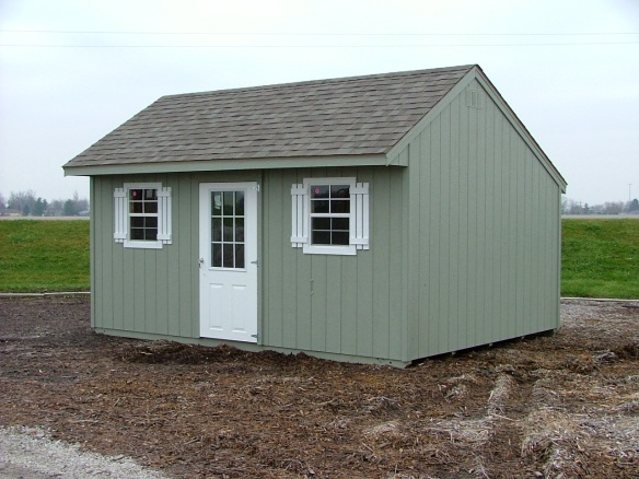 Bata Free Storage Shed Plans 8x10